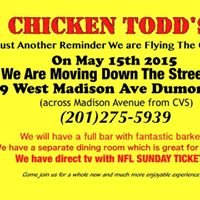 Chicken Todd's World Class Wings and Things