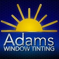 Adams Window Tinting