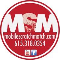 Mobile Scratch Match