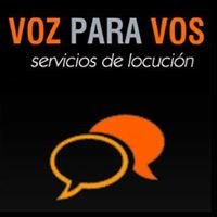 Voz para Vos - Servicios de Locución