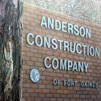 Anderson Construction Company of Fort Gaines