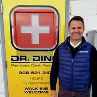 Dr. Ding Paintless Dent Removal