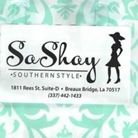 Sashay- Southern Style