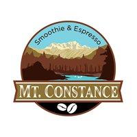 Mt. Constance Smoothie & Espresso