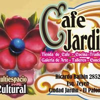 Café Jardín Multiespacio  Telefono 54328315