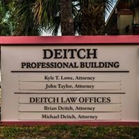 The Deitch Law Offices