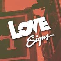 Love Signs, Inc.