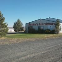 Santa's General and Hardware Store