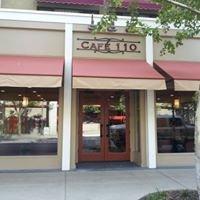 Cafe 110 in Davis