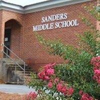 Sanders Middle School, Laurens District 55