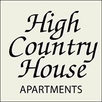 High Country House Apartments