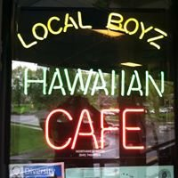Local Boyz Hawaiian Cafe