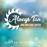 Always Tan Sun Center