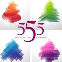 555 California Holiday Tree