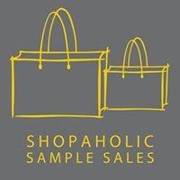 Shopaholic Sample Sales