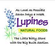 Lupines Natural Foods