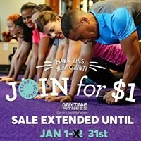 Anytime Fitness Kettering, OH