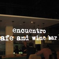 Encuentro cafe and wine bar