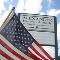 Alexander Hardware & Supply
