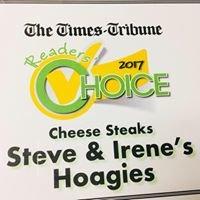 Steve And Irene's Hoagies