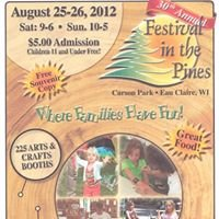 Festival in the Pines