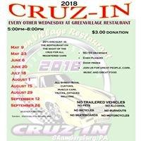 """Greenvillage Restaurant """"Cruz-In"""""""