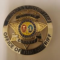 Laurens County Sheriff's Office Explorer Program