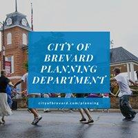 City of Brevard Planning Department