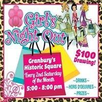 Girls Night Out  (Granbury, TX)
