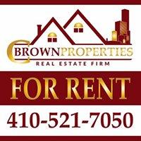 C. Brown Properties