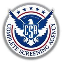 Complete Screening Agency, LLC