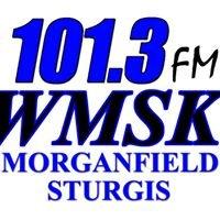 101.3 FM WMSK, Morganfield, KY