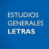 Estudios Generales Letras Pucp