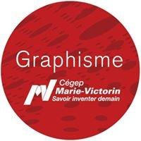 Département de Graphisme du Cégep Marie-Victorin (page officielle)