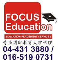 FOCUS EDUCATION-Higher Education Placement Services