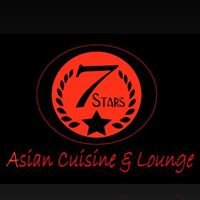 7 Stars Asian Cuisine And Lounge
