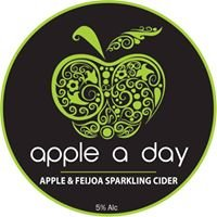 Apple a Day Cider Co.Sparkling New Zealand Cider