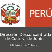 Ministerio de Cultura Dirección de Junín