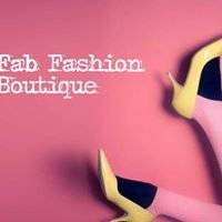 Fab fashion boutique