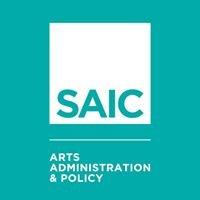 SAIC Arts Administration and Policy