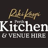 Riki Kaspi: Perth Kitchen Hire