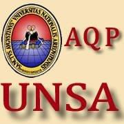 AQP UNSA - Universidad Nacional de San Agustin de Arequipa