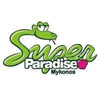 Super Paradise Beach Club, Mykonos, Greece