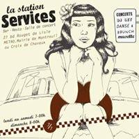 La Station Services Montreuil