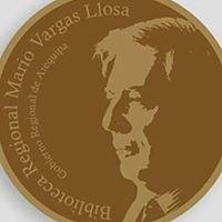 Biblioteca Regional Mario Vargas Llosa Página Oficial