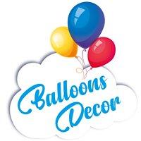 Balloons Decor Larnaca