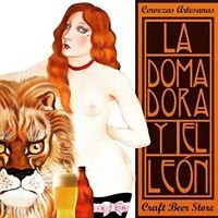 La domadora y el león, Craft Beer Store