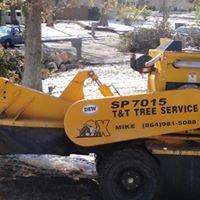 T & T TREE Service