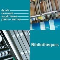 Bibliothèques de l'École normale supérieure Paris-Saclay