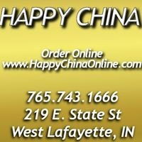 Happy China West Lafayette